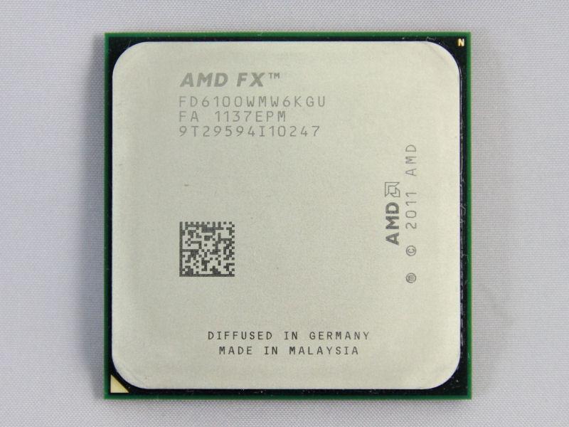 Processador AMD FX-6100