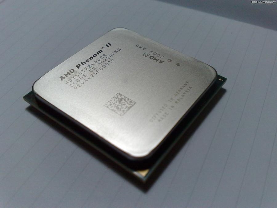 Processador AMD Phenom II X6
