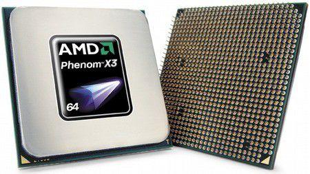 Processador AMD Phenom X3