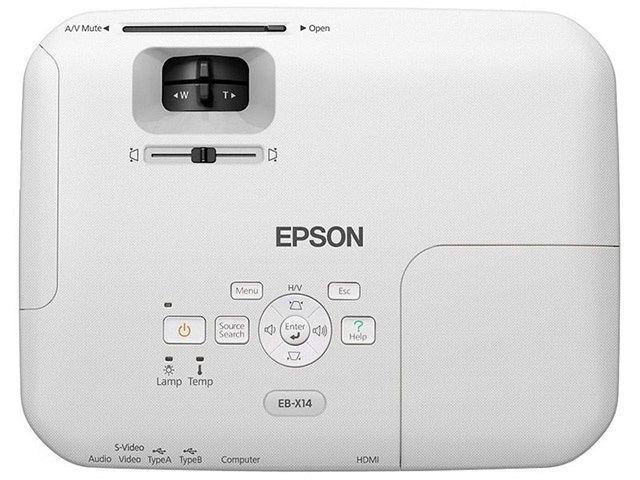 Projetor Epson - PoweLite X14+