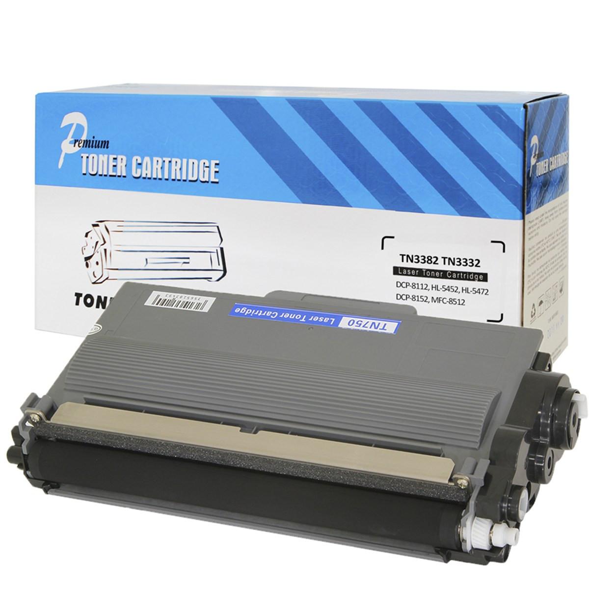 Toner Compativel Brother TN750/TN780