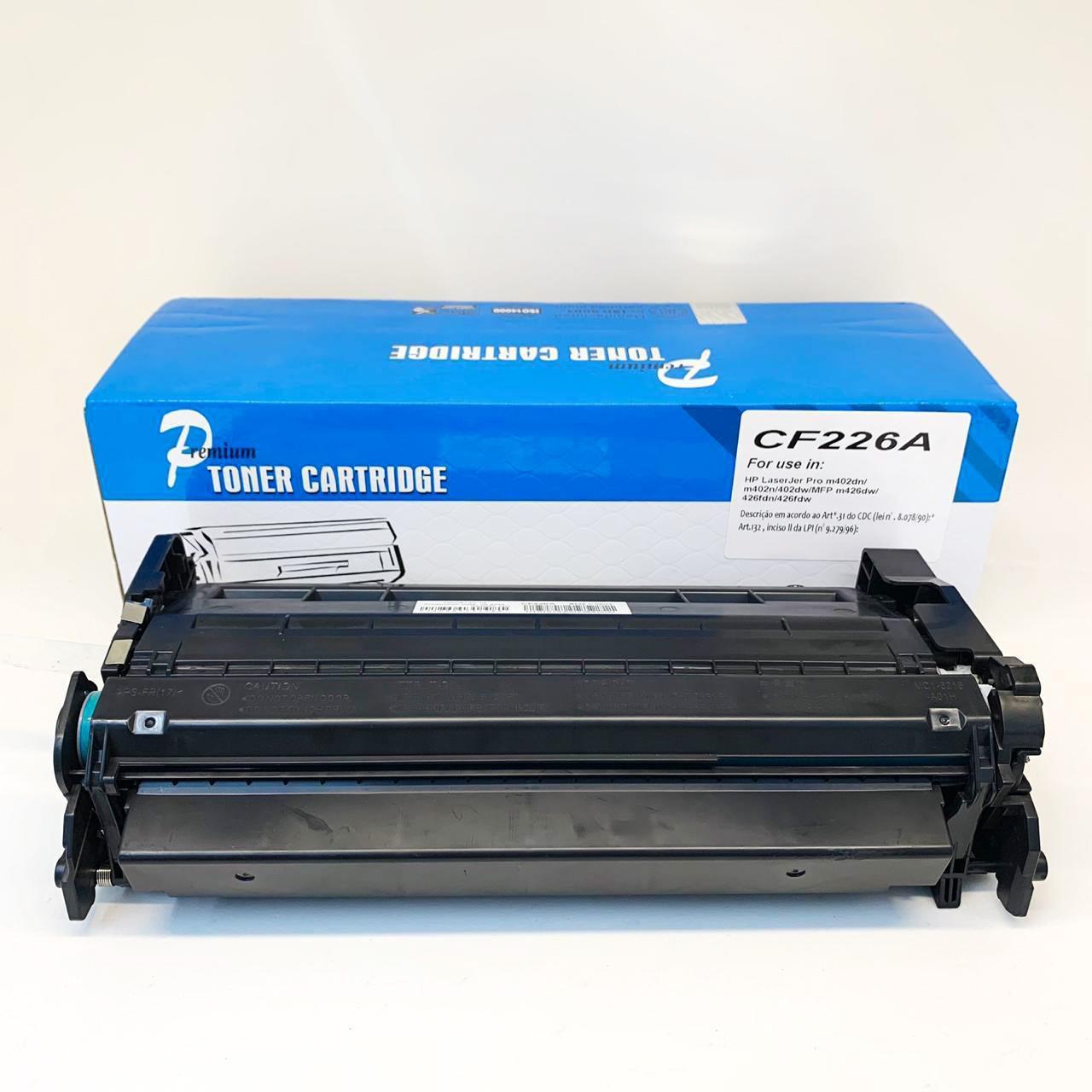 TONER COMPATIVEL HP 26A (CF226A)