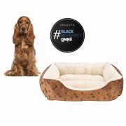 Camas Pet Luxo para Cachorro e Gato