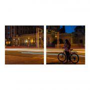 Fotografia Artistica Profissional Urbana Rua 2 de 65cmx65cm