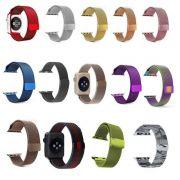 Pulseira Aço Apple Watch - 38/40mm