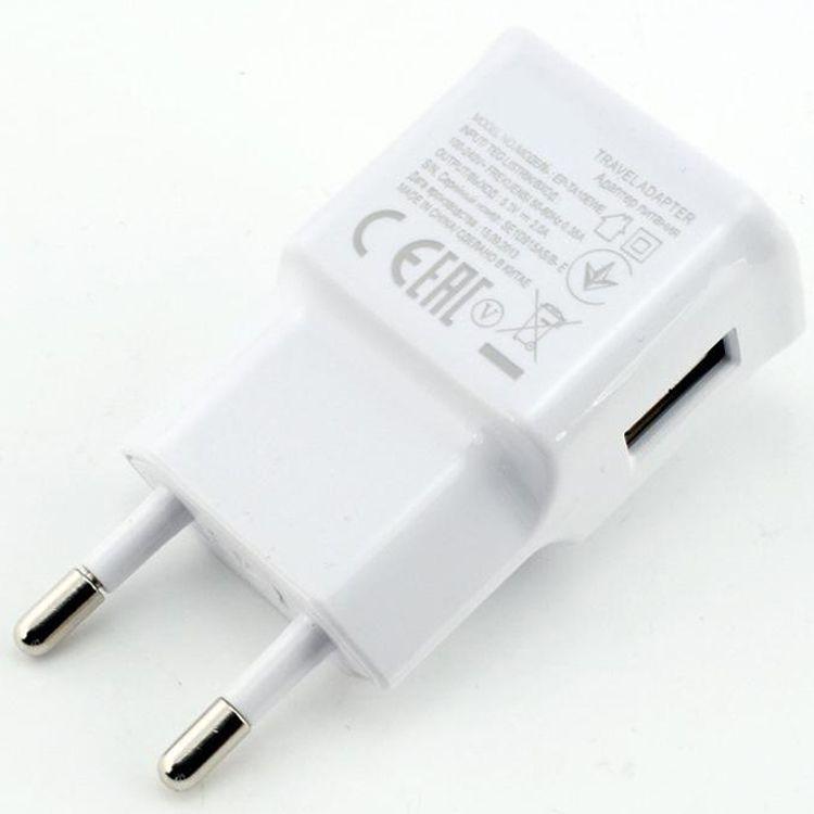 Adaptador Tomada Plug Fonte Usb Universal Bivolt 2000mA 5V 2ª OEM SIMILAR AD0285