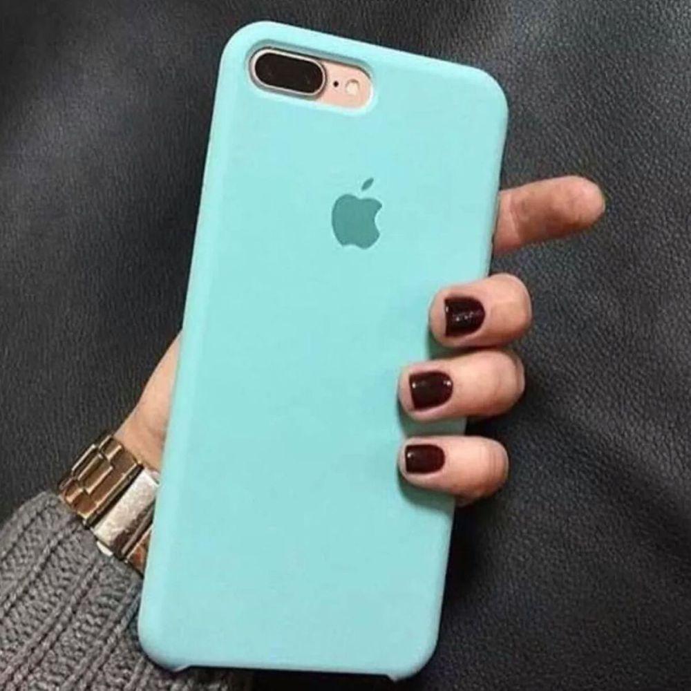 Capinha iPhone Case Para iPhone 7 e 8 Plus Verde