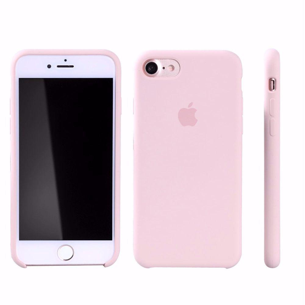 Capinha iPhone Case Modelo Apple Para iPhone 7 e 8 Rosa