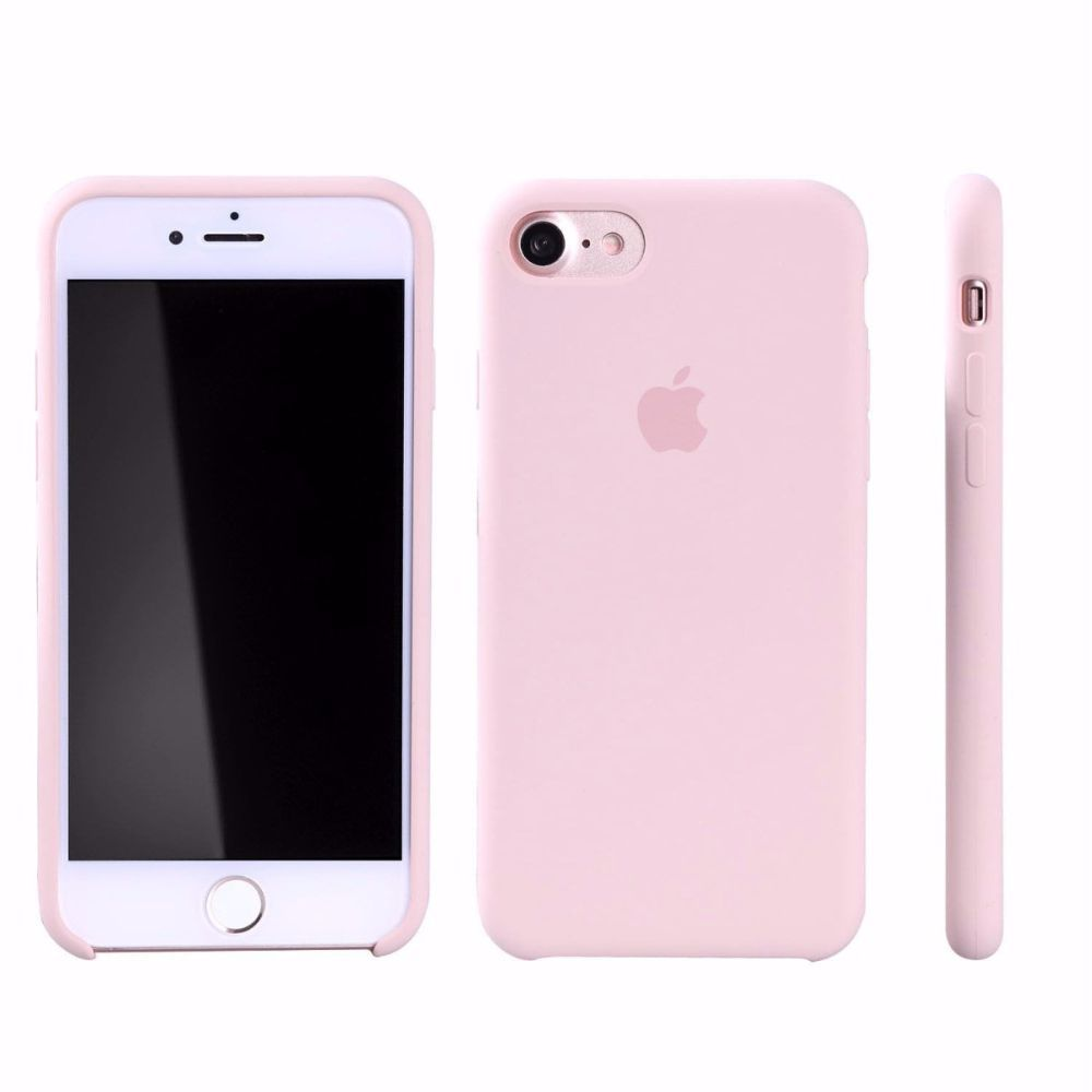 Capinha iPhone Case Para iPhone 7 e 8 Rosa