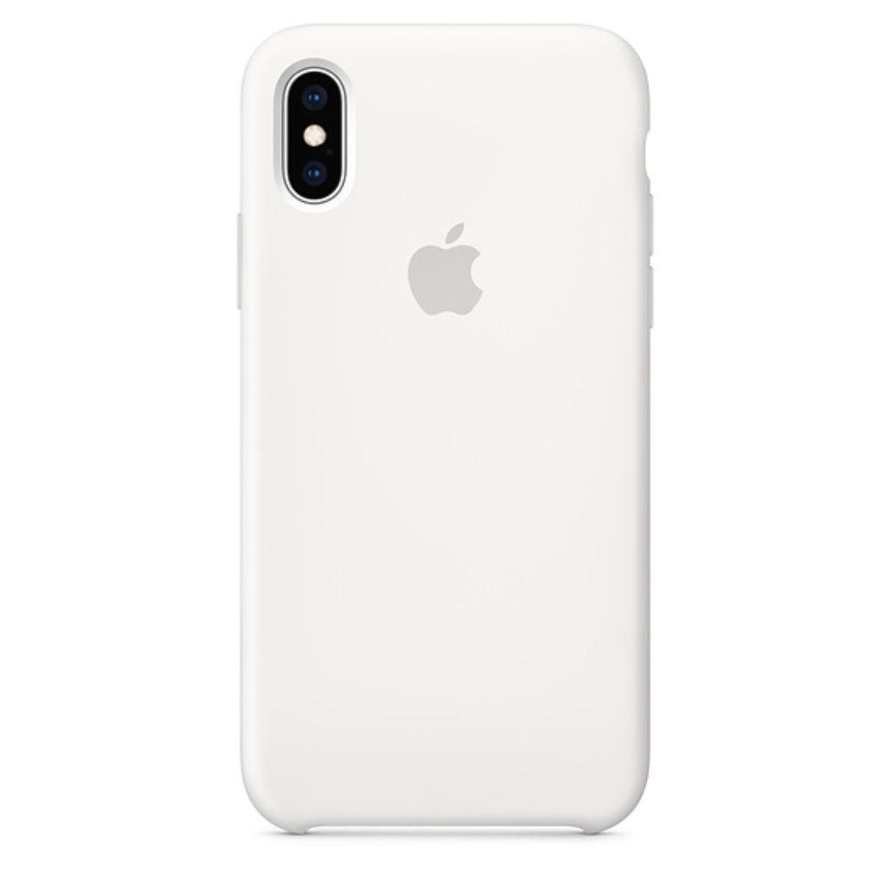 Capinha iPhone Case Para iPhone X XS Branca