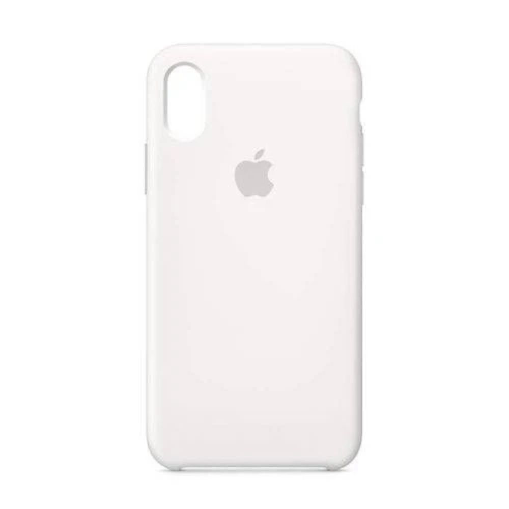 Capinha iPhone Case Para iPhone XR Branca