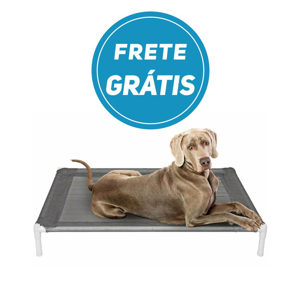 Compre Agora Cama Pet Elevada com FRETE GRÁTIS!!
