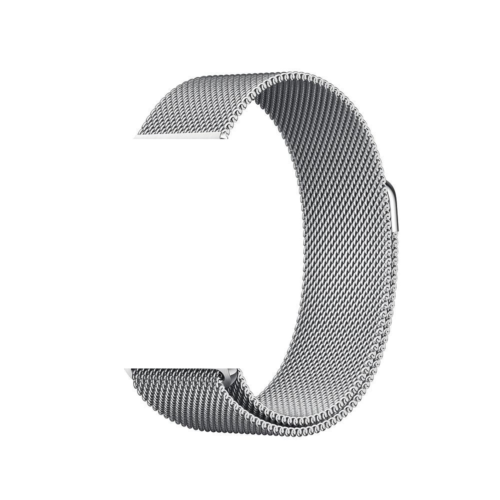 Pulseira Aço Apple Watch - Prata - 38/40mm