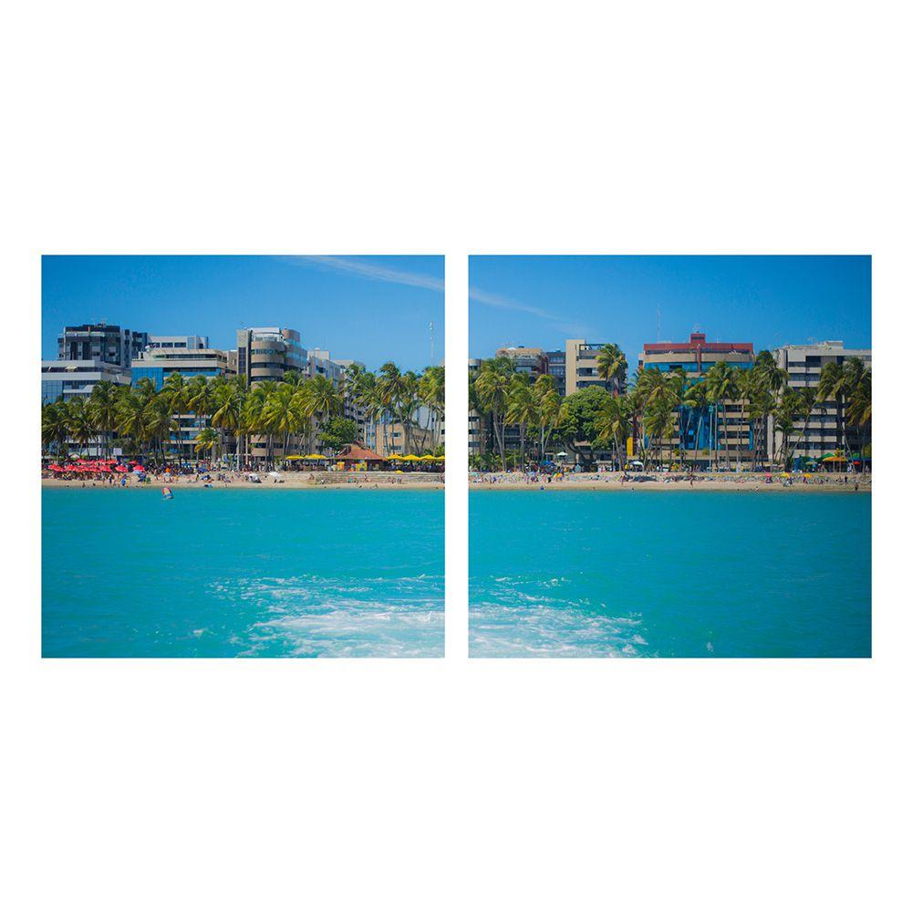 Fotografia Artistica Profissional Natureza Caribe 2 de 65cmx65cm