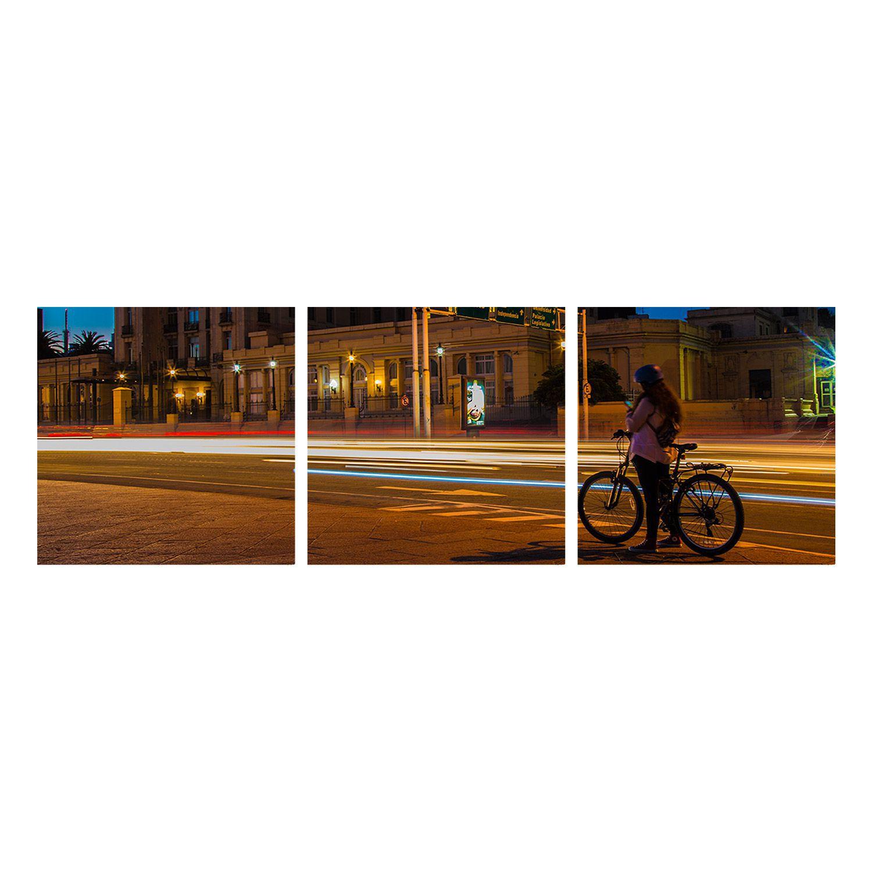 Fotografia Artistica Profissional Urbana Rua 3 de 65cmx65cm