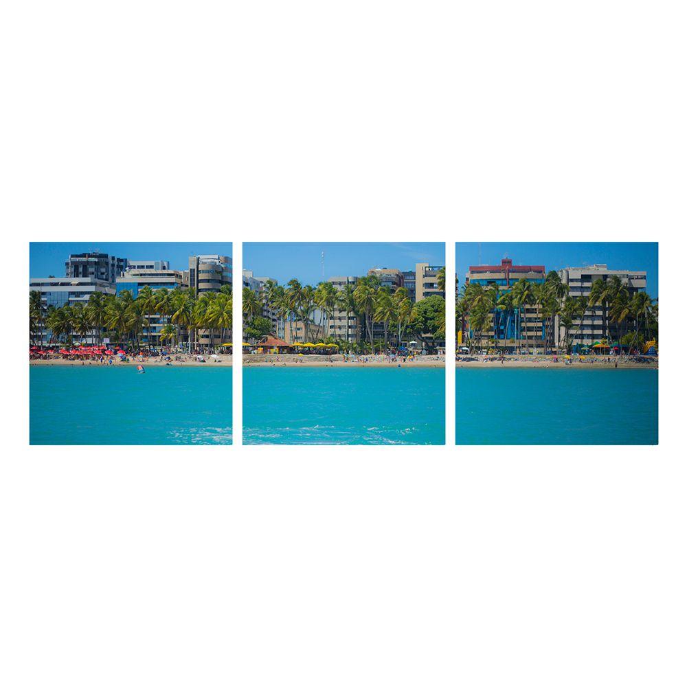 Fotografia Artistica Profissional Natureza Caribe 3 de 65cmx65cm