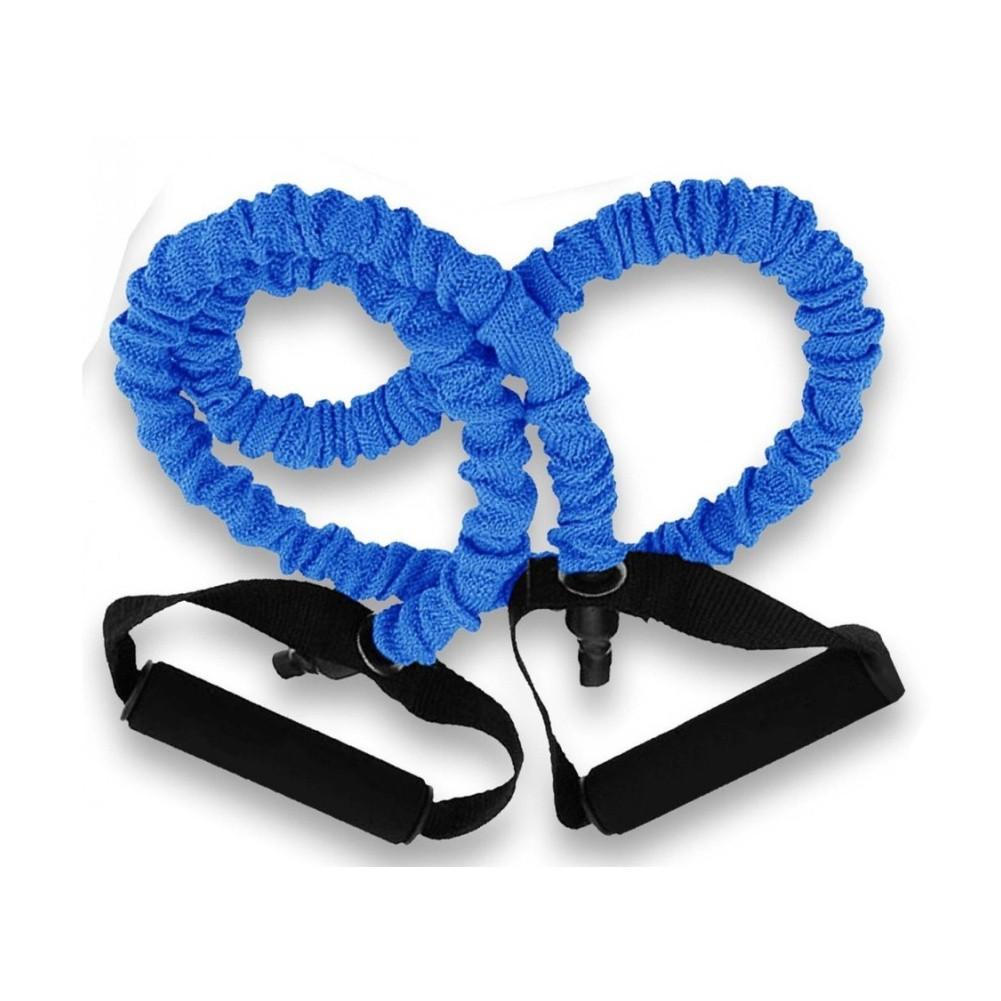 Kit Extensor Elástico Fitness para Exercícios ou Crossfit
