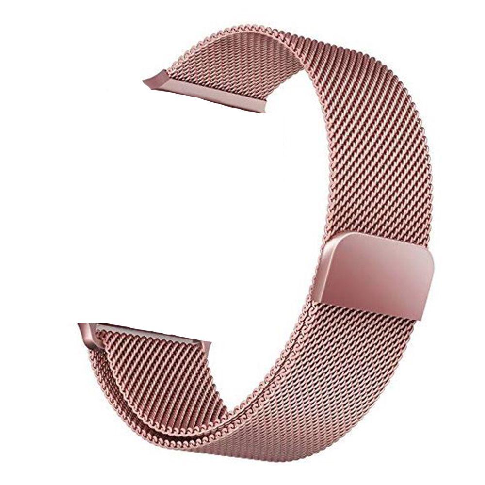 Pulseira Aço Apple Watch - Rosê Gold - 38/40mm