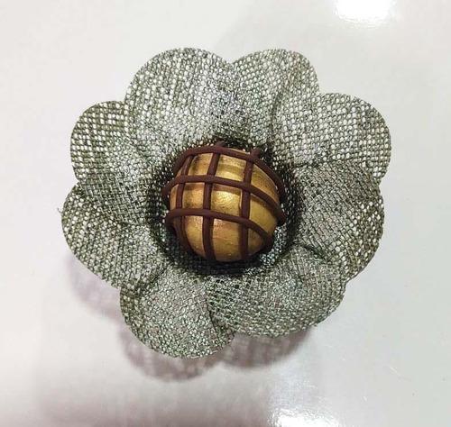 50 Forminhas para Doces Modelo Flor Única