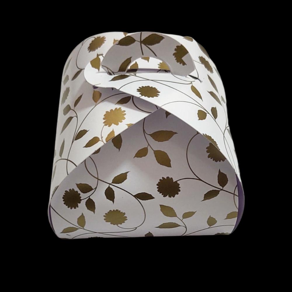 Embalagens Bem Casados Luxo Kit 20 Unidades