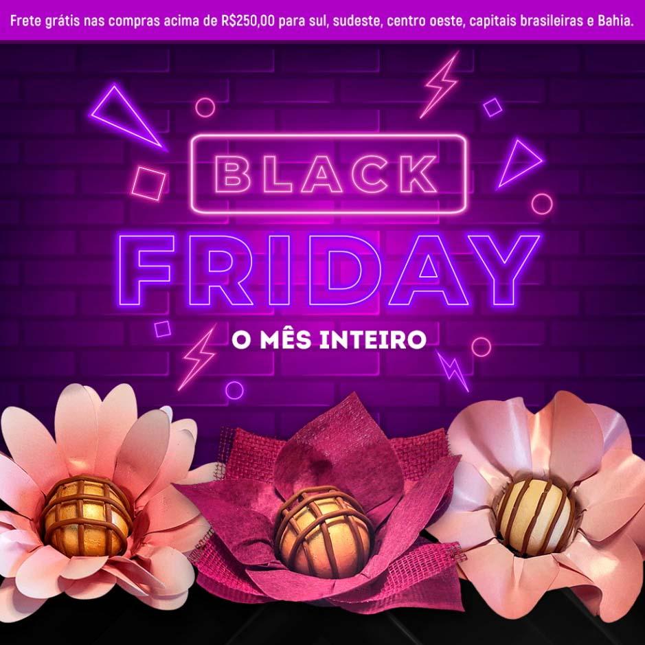Forminhas para Doces Jasmim Margarida e Peonia  200 unidades Black Friday