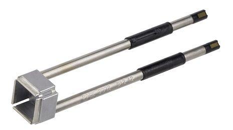 1124-2002 Ponta de 14 x 14 mm para remoção de SMD, utilizada na ferramenta TP-100