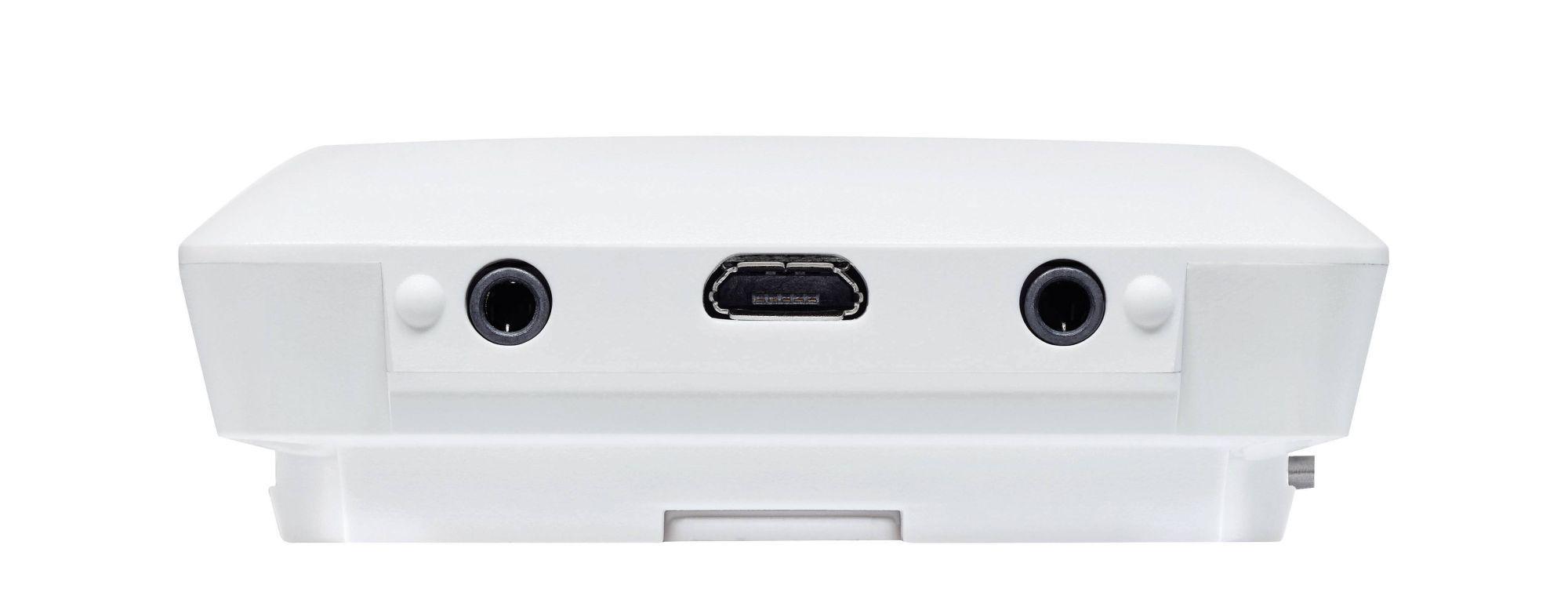 160 E - Data logger WiFi com 2 conexões para sondas de temperatura e umidade, sonda lux ou radiação UV e sonda lux 0572 2022