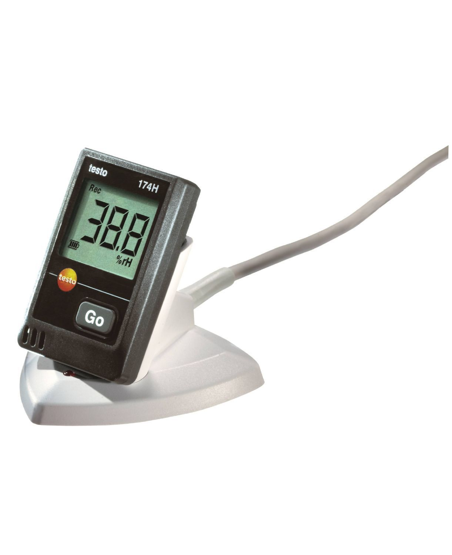 174 H - Data logger para temperatura e umidade