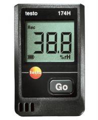 174H - Mini Data logger para temperatura e umidade