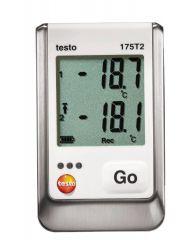 175 T2 - Data Logger de temperatura 2 canais