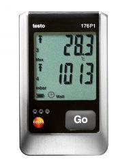 176 P1 - Data Logger de Pressão, Temperatura e Humidade