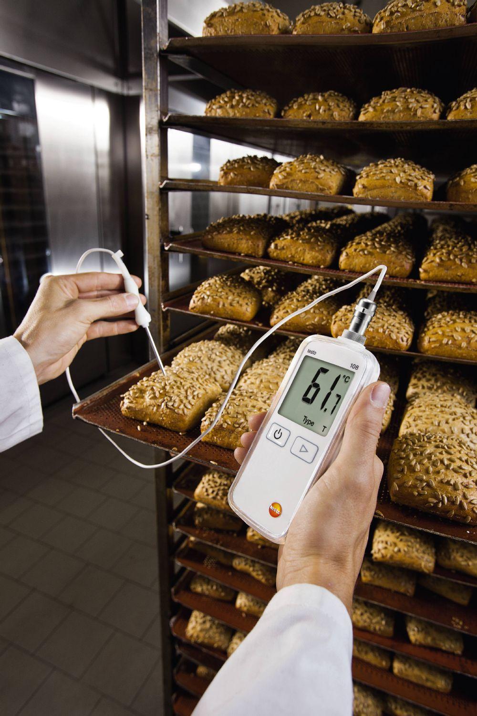 180-2 - Instrumento de medição de temperatura com sonda bloqueável