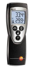 925 - Instrumento de medição de temperatura (1 canal)