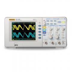 DS1102E - Osciloscópio Digital:  2 canais, 100 MHz