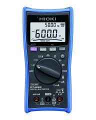 DT4253- Multímetro de mão para HVAC CAT IV 600V