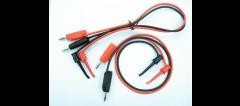 E3600A-100 - Kit de cabos para fonte de alimentação