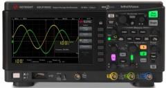 EDUX1052G - Osciloscópio Digital 50 MHz, 2 Canais com Gerador