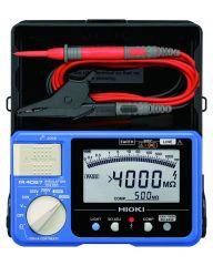 IR4057 - Testador de Isolação portátil