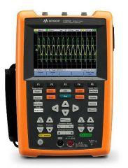 U1610A - Osciloscópio Portátil de 2 canais isolados, 100 MHz