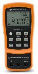 U1731C Medidor LCR de Mão 100Hz, 120Hz e 1kHz
