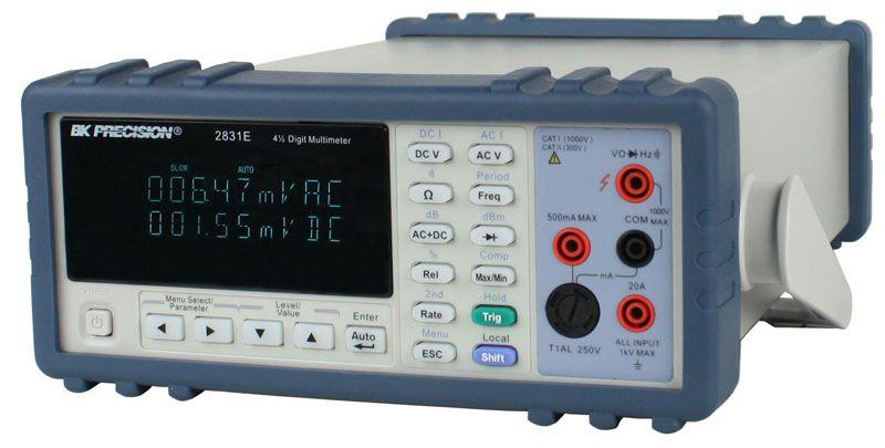 2831E - Multímetro de Bancada de 4 ½ Dígitos