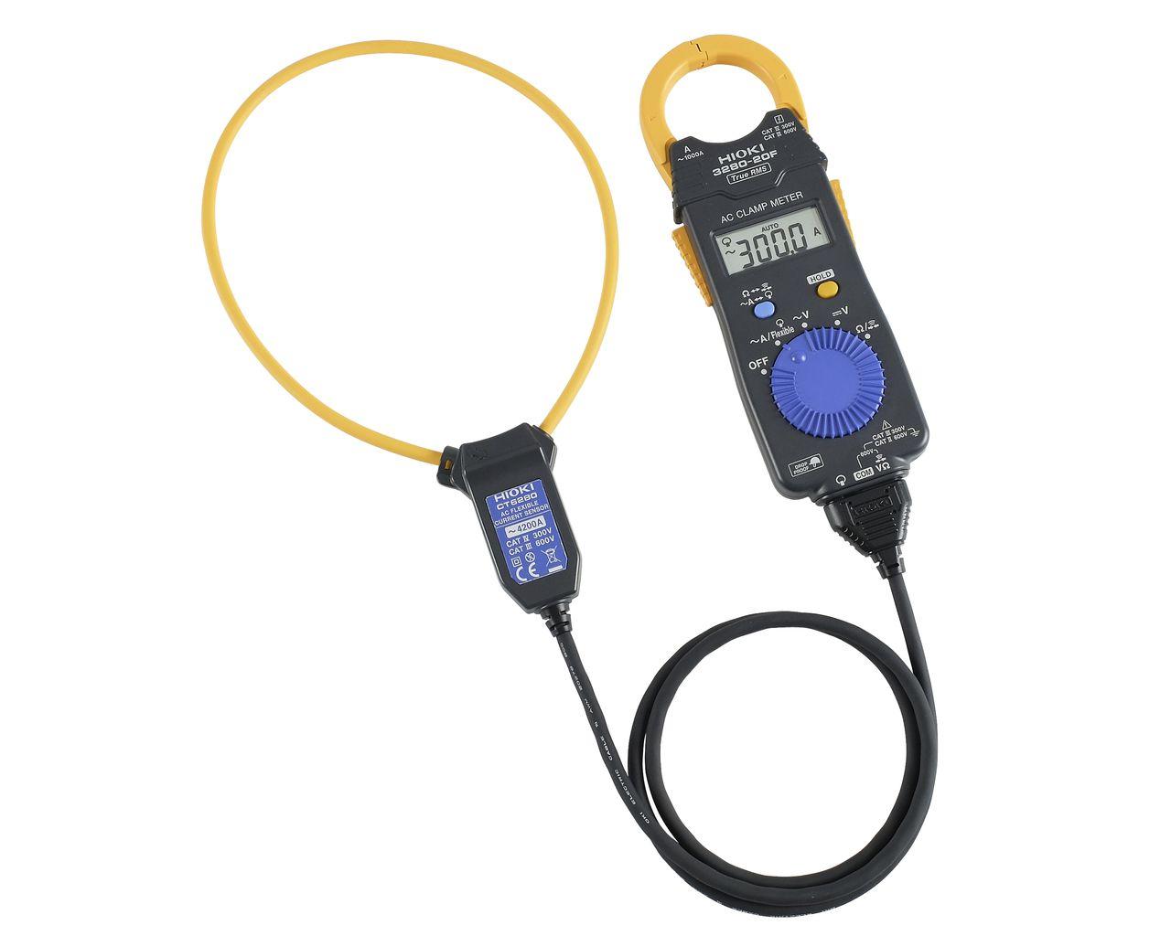 3280-90F - Alicate amperímetro AC True RMS, 1000V