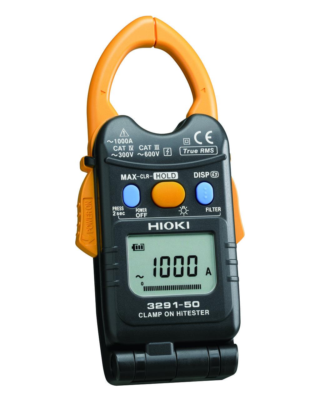 3291-50 - Alicate amperímetro AC com Flip, 1000A