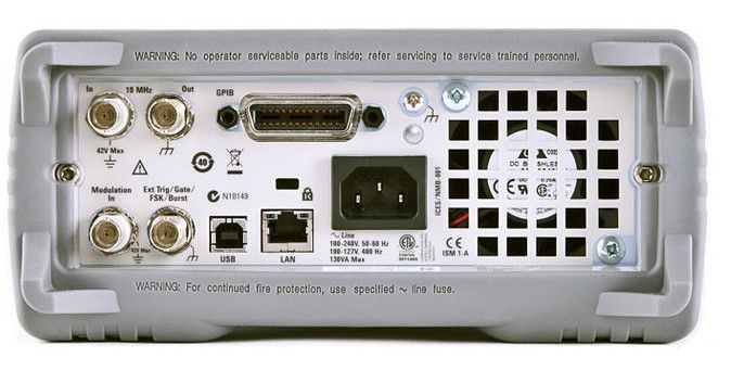 33521B - Gerador de Funções 30 MHz, 1 canal Arbitrário