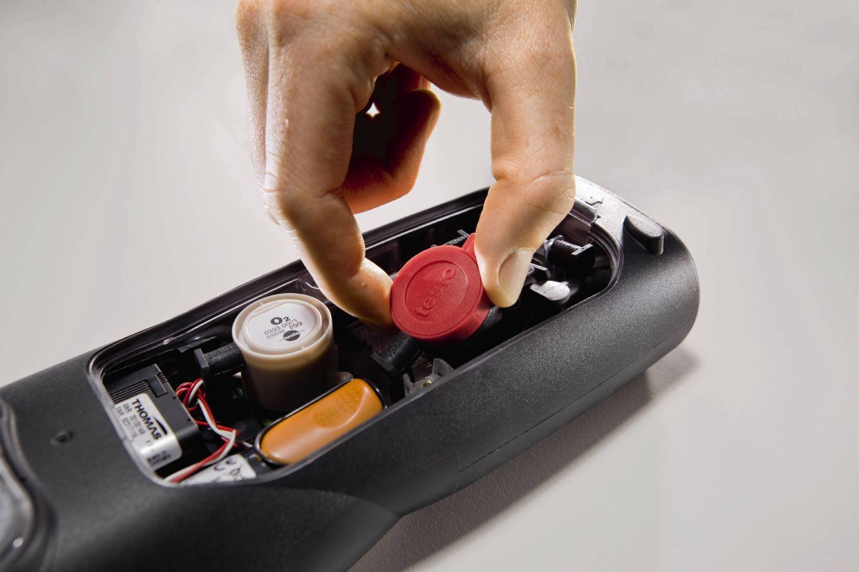 340 - Analisador de combustão para a indústria