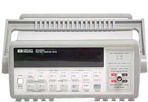 34420A - Micro-Ohmímetro de 7 ½ dígitos
