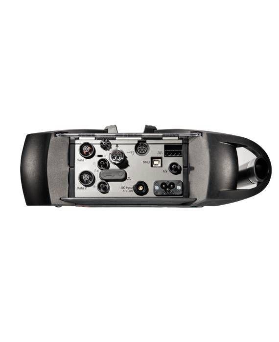 350 - Analisador de gases de combustão