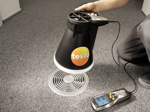 435-2 - Medidor de qualidade do ar interior