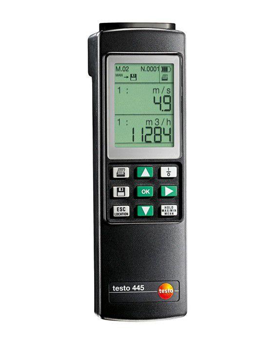 445 - Instrumento de Medição para VAC