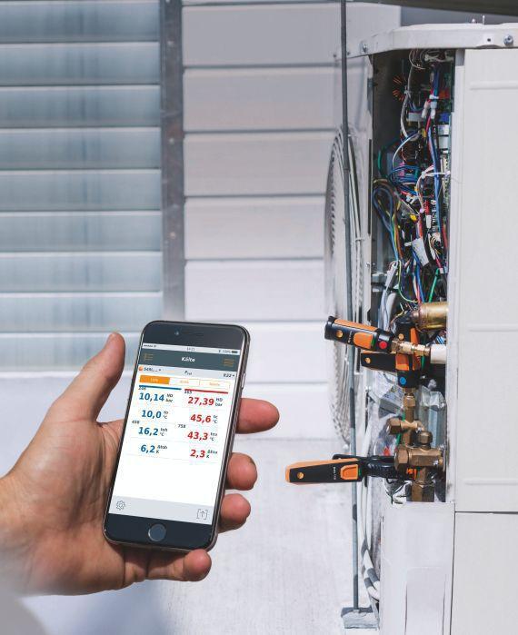 549i - Medidor de Alta Pressão com Bluetooth Smart Probe 0560 1549